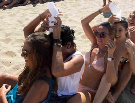 Media Jornada de actividades en la playa